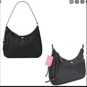 NWT Kate Spade Jae Medium Nylon Shoulder Bag